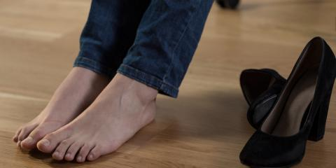 3 Common Foot Pain Causes Among Women, Mount Orab, Ohio