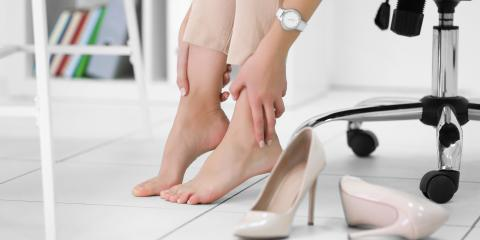 Can Foot Pain Signal a Serious Condition? Find Out the Facts, Norwich, Connecticut