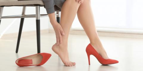 What You Need to Know About High Heels & Foot Pain, Russellville, Arkansas