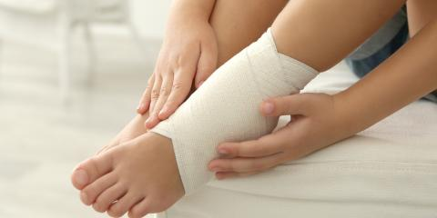 3 Tips for Treating a Sprained Ankle, Warsaw, New York