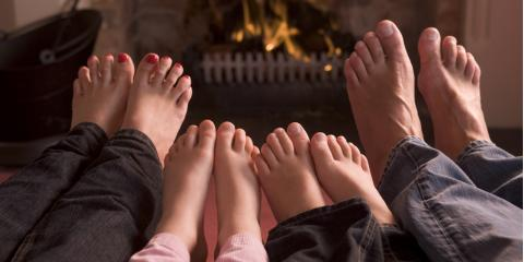 4 Winter Foot Care Tips to Keep Your Feet Healthy & Protected, Blue Ash, Ohio