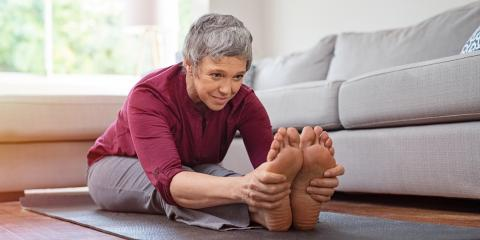 4 Practical Foot Care Tips for Seniors, Russellville, Arkansas