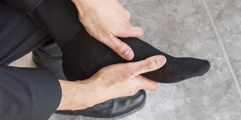 3 Tips for Soothing Foot Pain at Home, Green, Ohio