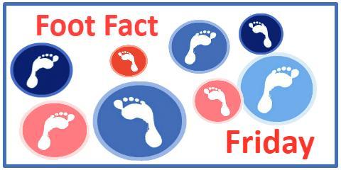 Foot Fact Friday, Soldotna, Alaska