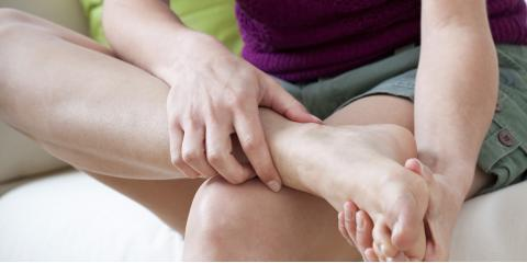What Are the Causes of Arch Pain?, Greece, New York