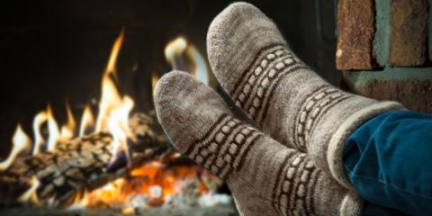 3 Possible Explanations for Cold Feet, Gates, New York