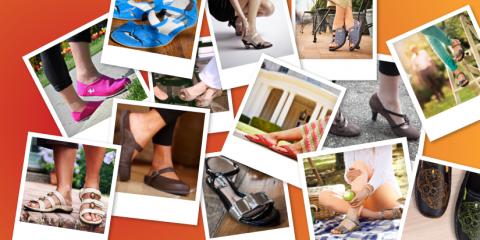 Ease Arthritis Foot Pain With Fashionable, Comfortable Footwear, Mason, Ohio