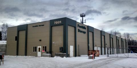 Arctic Storage At Foothills Self Services Anchorage Alaska