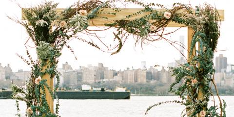 5 Parts of This Waterfront Restaurant's Wedding Package, North Bergen, New Jersey