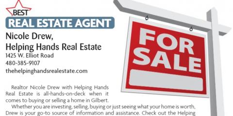Team Highlight: Best of Gilbert Real Estate Agent Nicole Drew, Phoenix, Arizona