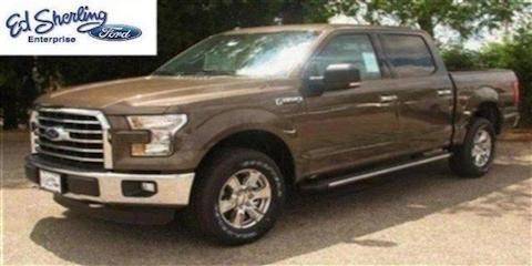 Enterprise Ford Dealership Explains How the New Ford F-150 Is Safer Than Ever, Enterprise, Alabama