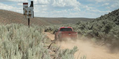 4x4 VS. AWD, Evergreen, Montana
