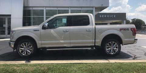 Ford Dealer Outlines What Features to Look for in a Used Truck, High Point, North Carolina