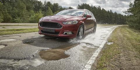 Potholes Season, Evergreen, Montana