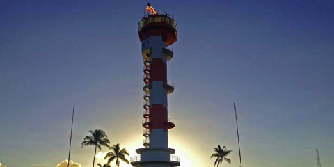 Help Pacific Aviation Museum Pearl Harbor Save the Ford Island Control Tower, Honolulu, Hawaii