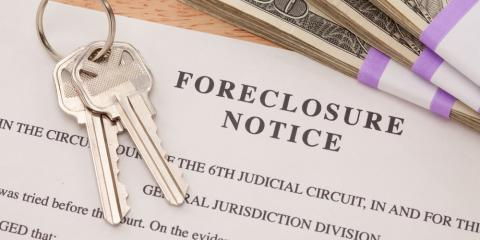 3 Signs It's Time to Hire a Foreclosure Lawyer, Lexington, North Carolina