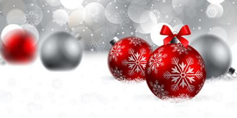 Happy Holidays from Foremost Medical Equipment, Henrietta, New York
