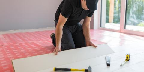 5 Reasons to Hire a Flooring Contractor for Installations, Forest Lake, Minnesota