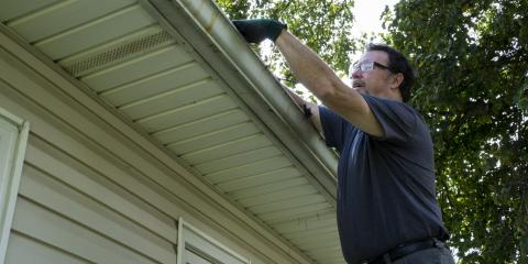 A Homeowner's Guide to Maintaining Gutters, Forest Park, Ohio