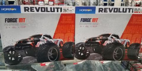 Horizon Hobby's NEW Revolution Forge MT, Brandon, Florida