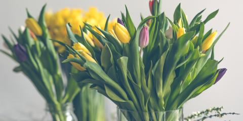 5 Floral Arrangements to Try This Spring, North Haven, Connecticut