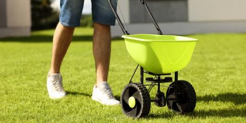 3 Ways to Fertilize Your Lawn, Foristell, Missouri