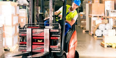 What's the Difference Between an Electric & a Diesel Forklift?, South Plainfield, New Jersey