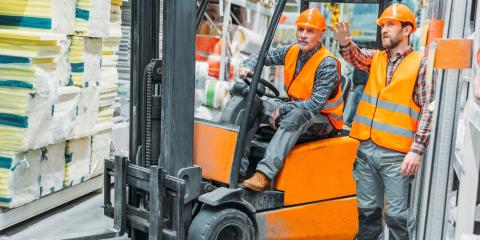 FAQ About Forklifts, South Plainfield, New Jersey