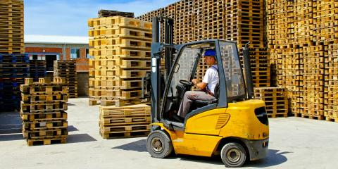 3 Tips to Prevent Forklift Accidents, South Plainfield, New Jersey