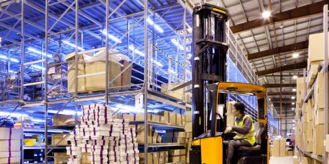 3 Crucial Benefits of Forklift Scales, Harrison, Ohio