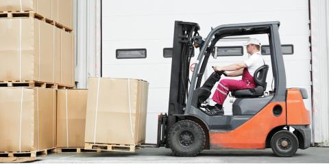 Top 6 Benefits Of A Caterpillar Forklift, Anchorage, Alaska