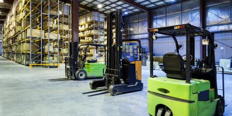 4 Tips for Renting a Forklift, South Plainfield, New Jersey