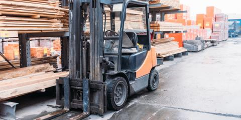 What You Need to Know About the Forklift Training Test, South Plainfield, New Jersey