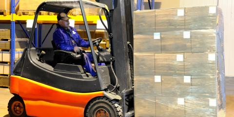 4 Signs Your Forklift Needs Repair, South Plainfield, New Jersey