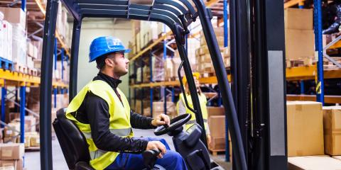 4 Reasons Why a Forklift Won't Start, De Kalb, Texas
