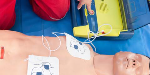 How Will AED Training & Devices Benefit My Office Staff?, Cincinnati, Ohio
