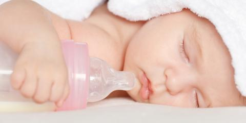 Pediatric Dentists Explain How Pacifiers & Bottles Affect Your Baby's Teeth, Houston, Texas
