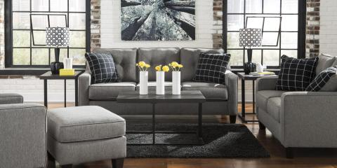 Explore Living Room Furniture For The Real Dallas Football Fan at