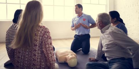 What Does Developing a Task Force for a CPR & AED Program Involve?, Cincinnati, Ohio