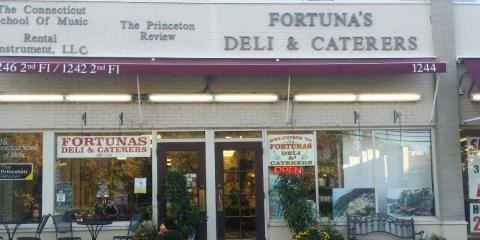 3 Best Sandwiches from Fortuna's Deli & Caterers of Westport , Westport, Connecticut