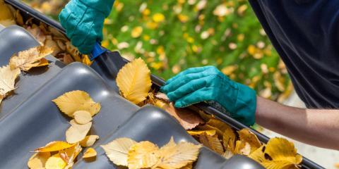 3 Maintenance Tips to Keep Your Gutters Efficient This Season, High Point, North Carolina