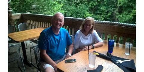 This lovely couple came back for their 2nd visit in one summer all the way from GA , Lexington-Fayette, Kentucky