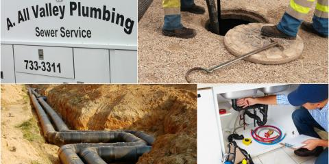 A All Valley Plumbing & Sewer Service, Emergency Plumbers, Services, Cincinnati, Ohio
