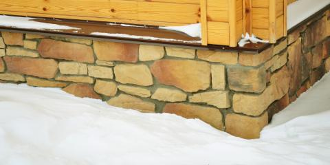 How Winter Affects Your Home's Foundation, Ross, Ohio