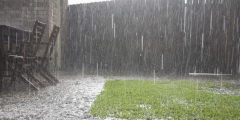 3 Tips to Prevent Foundation Repair From Rain, West Chester, Ohio