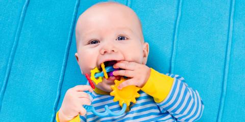A Parent's Guide to Teething, Anchorage, Alaska