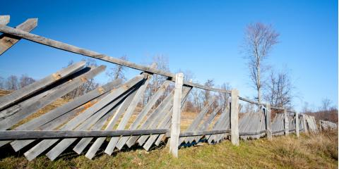 3 Signs It's Time for Fence Replacement, Kenai, Alaska