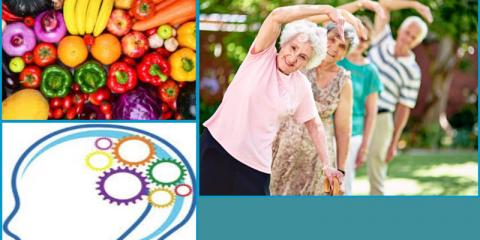 The Four Main Elements of a Healthy Aging Routine, Canton, Georgia