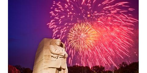 National Mall Fourth of July Celebration 2016, Arlington, Virginia
