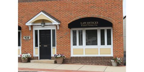 Law Offices of Frank E Turney, P.A., Bankruptcy Attorneys, Services, Catonsville, Maryland